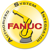 Fanuc America Authorized System Integrator Logo