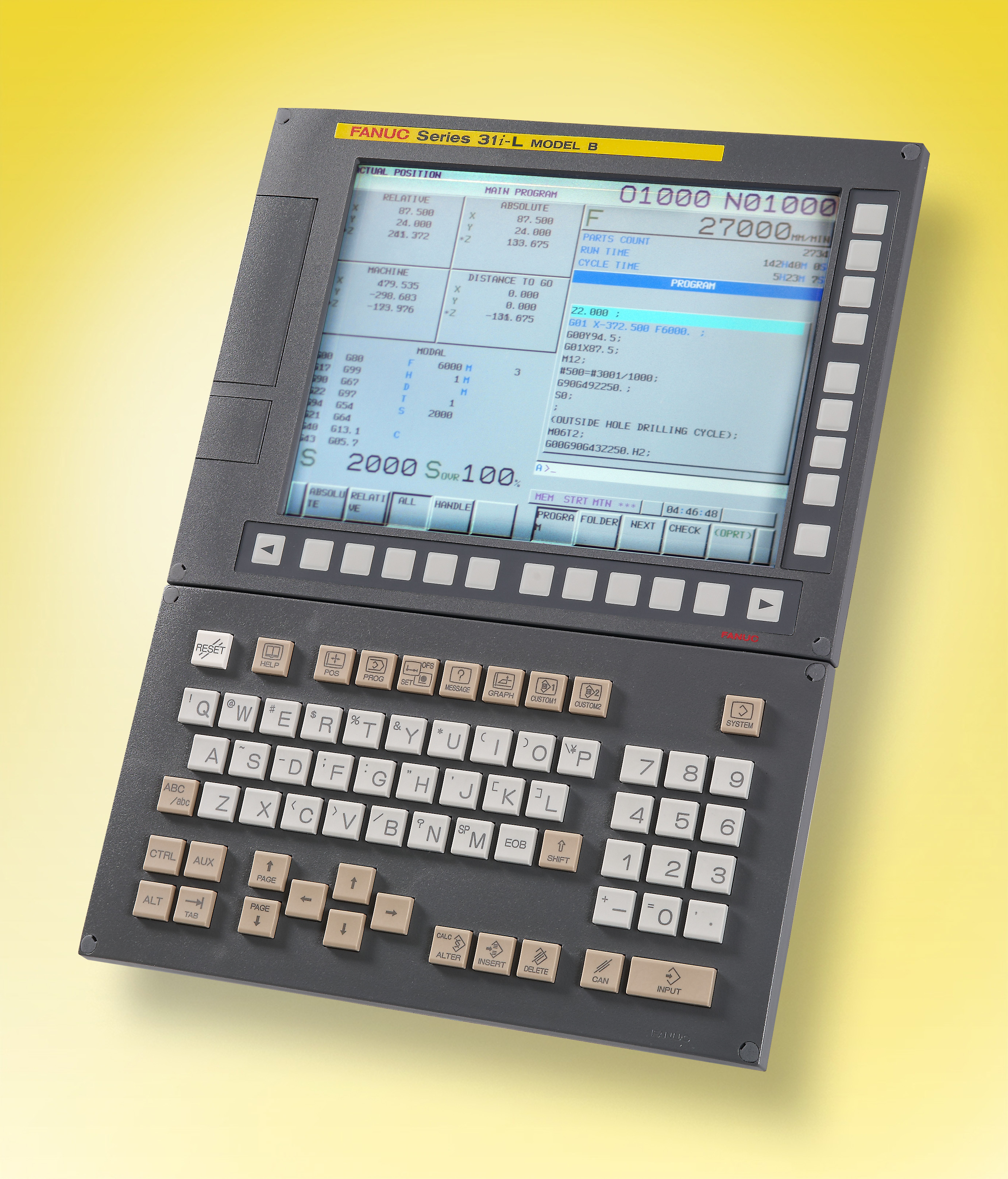 Fanuc 15m Programming Manual