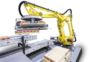 premier automation robotic material handling