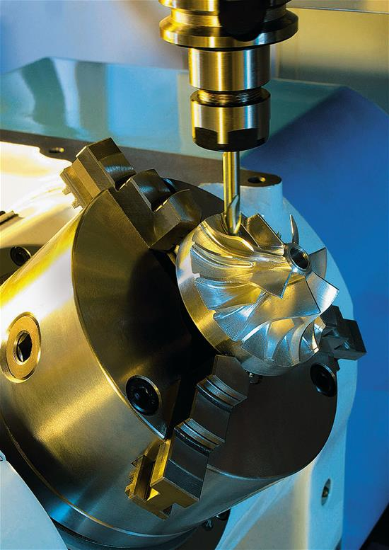 Straight Line Performance >> CNC Complex Machining | FANUC America
