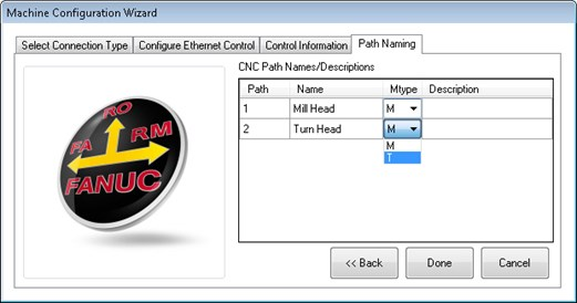 Fanuc Cnc user Manual ethernet ip Configuration not valid