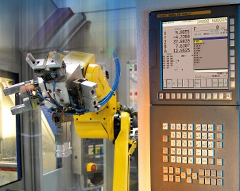 FANUC CNC and Robot