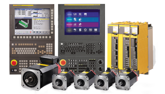 CNC system lineup