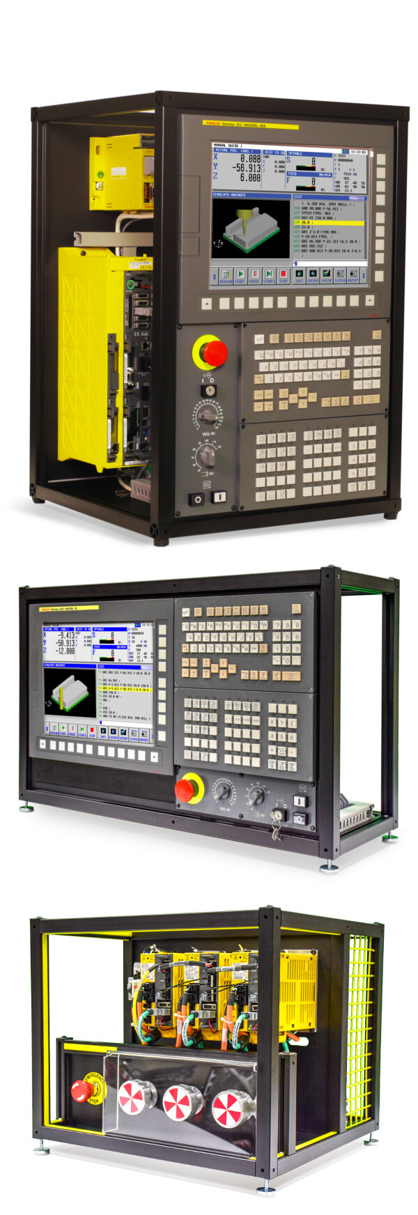 FANUC Hardware Simulators