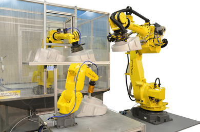 Die-Cast-Foundry-Robot