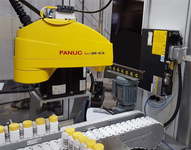 robotic-pharmaceutical-medical-handling