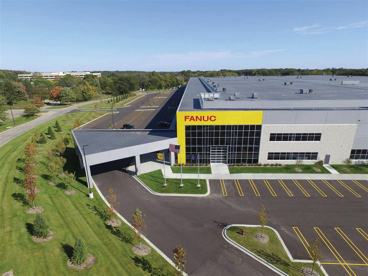 FANUC-America-New-North-Campus-Facility