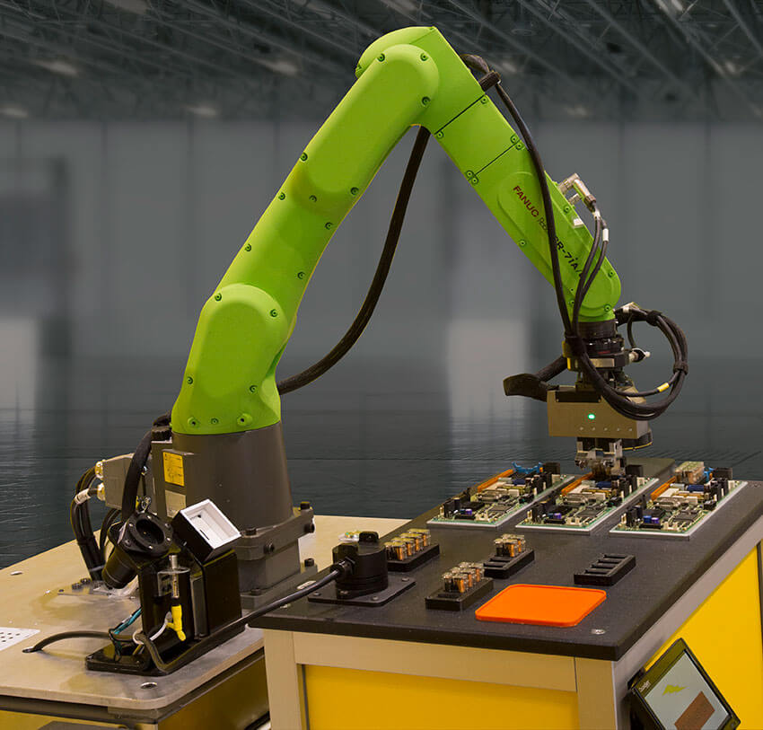 Fanuc Introduces New Collaborative Robots In Human Robot