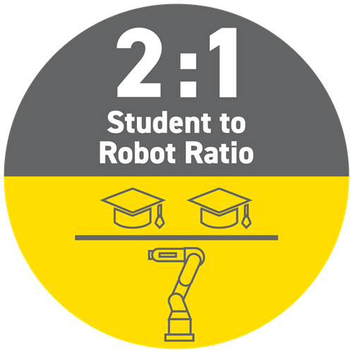 student-robot-ratio-icon